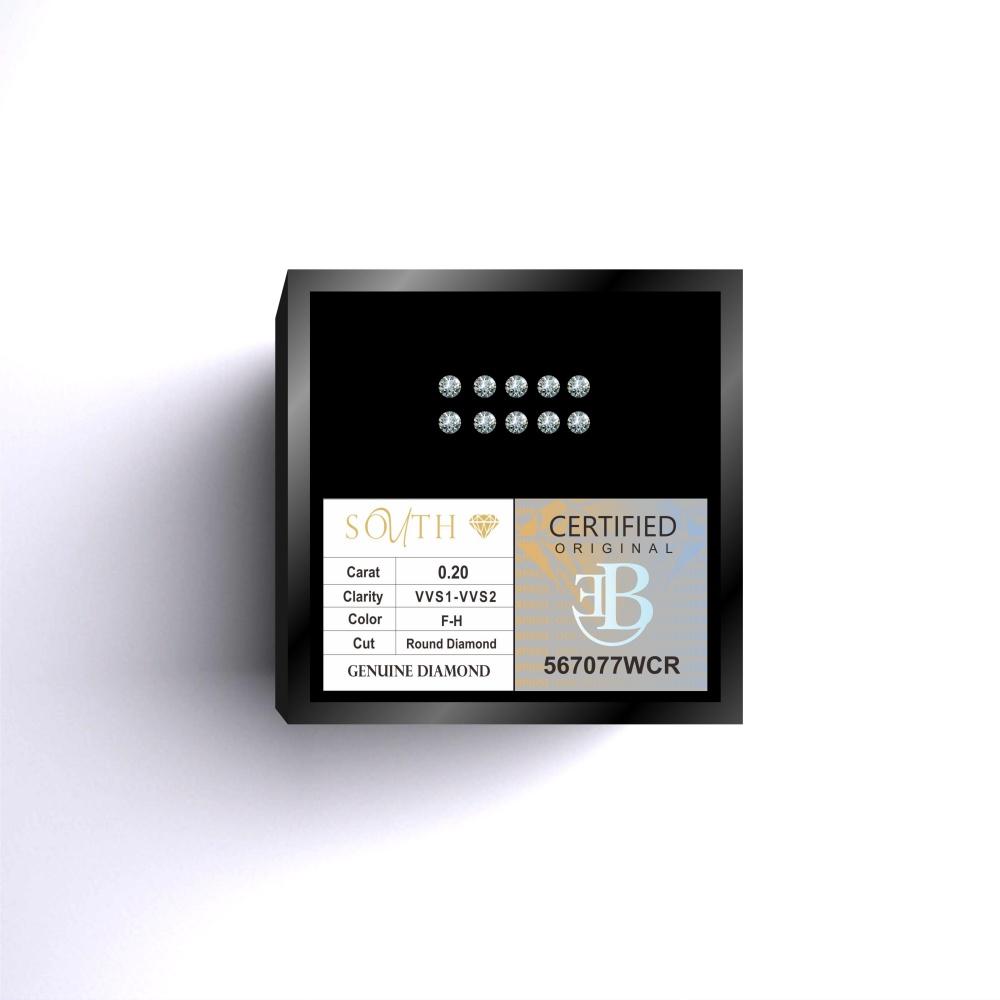 Paket South Diamond 0,02 X 10